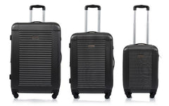 Champs Broadway Collection 3 Piece Luggage Set - BuyBags