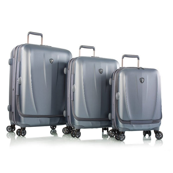 Heys Vantage Smart 3 Piece Luggage Set - BuyBags