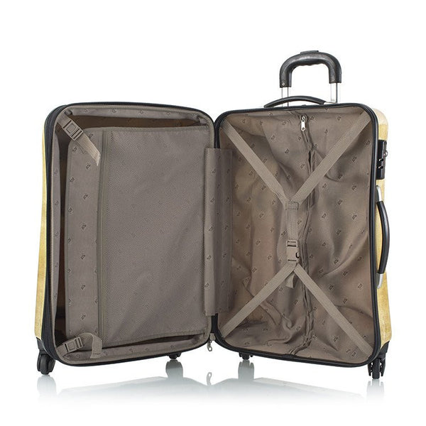 Heys Vintage Traveler Fashion Spinner 3 Piece Luggage Set - BuyBags