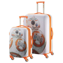 "American Tourister Star Wars BB8 30"" and 21"" 2 Piece Luggage Set - BuyBags"