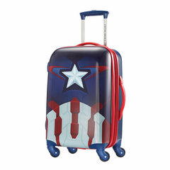 "American Tourister Marvel Captain America 21"" Luggage - BuyBags"