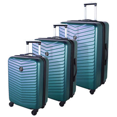 Atlantic Mileslite Collection 3 Piece Luggage Set - BuyBags