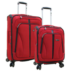 Delsey Helium Optima 2 Piece Luggage Set - BuyBags