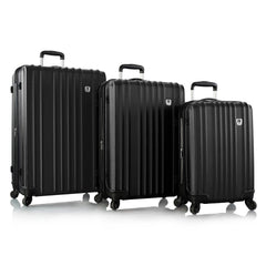 LEO BY HEYS HX7 3 Piece Luggage Set - BuyBags