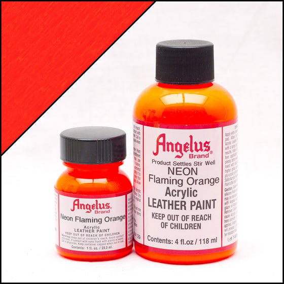 Angelus Flaming Orange