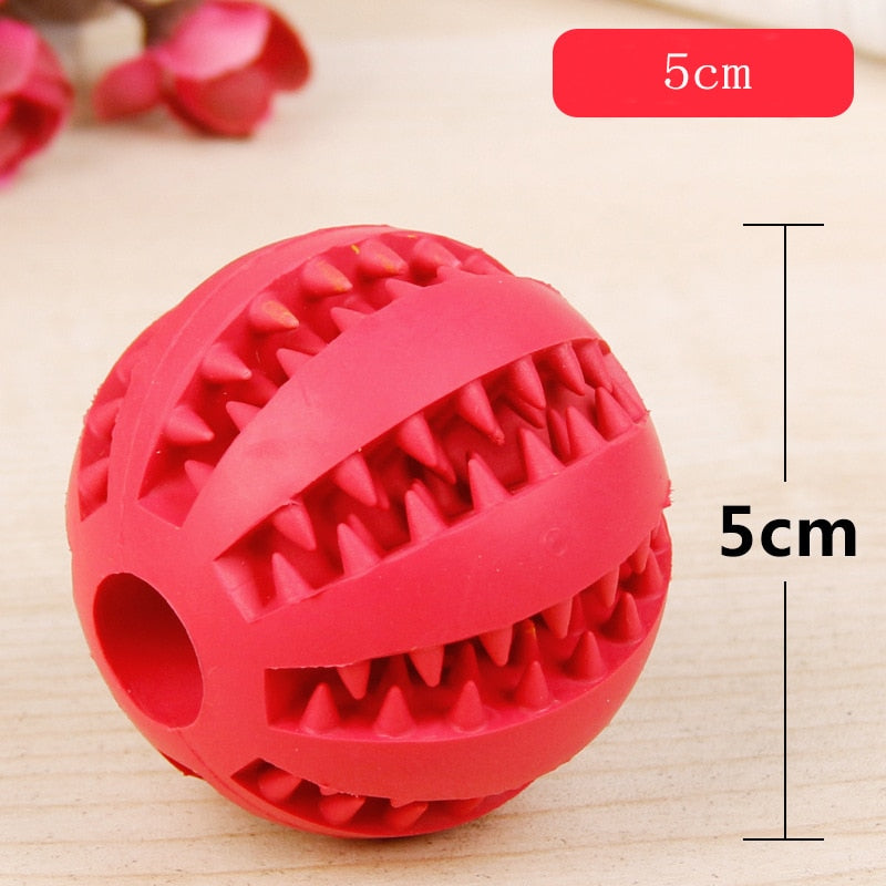 Pet Sof Pet Dog Toys Toy Funny Interactive Elasticity Ball Dog