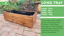 Load image into Gallery viewer, PLANTER BOXES - Grow your veggies with ease