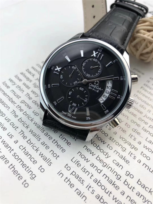 Omega Analog Total classic Black Edition (Limited Stokes ONLY )