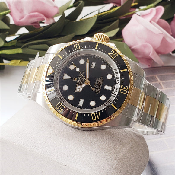 Top Luxary Rolex  Diamonds Brand Stainless Steel President Diamond Automatic Wristwatch