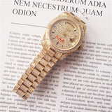 Rolex Gold Watch Ladies 100 % Mechanical Automatic