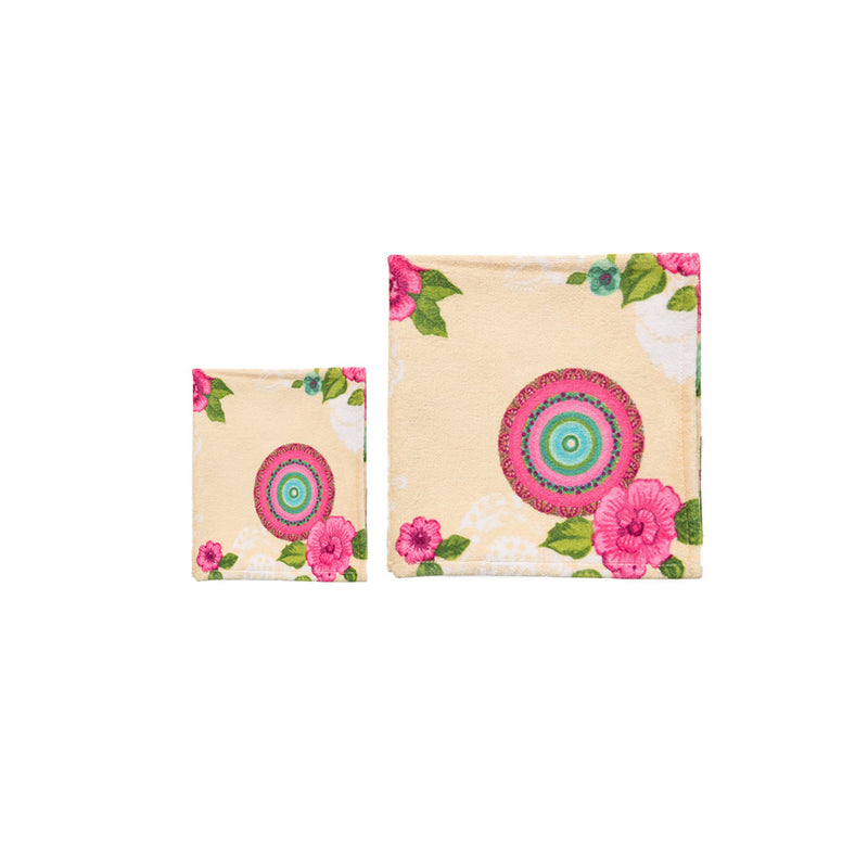 Desigual Hand Towel Packs