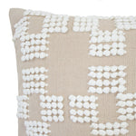 Hastings Cushion - Latte - ARRIVING APRIL
