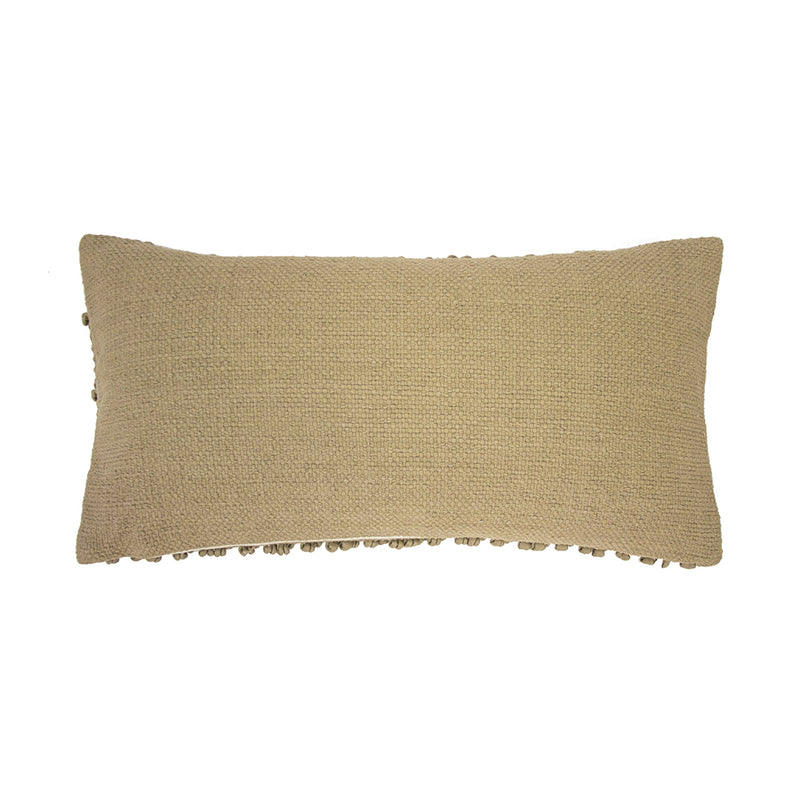 Glenelg Cushion - Flax - COMING SOON