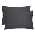 French Flax Linen Pillowcases - COMING SOON