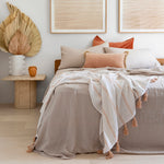 French Linen Quilt Cover Set