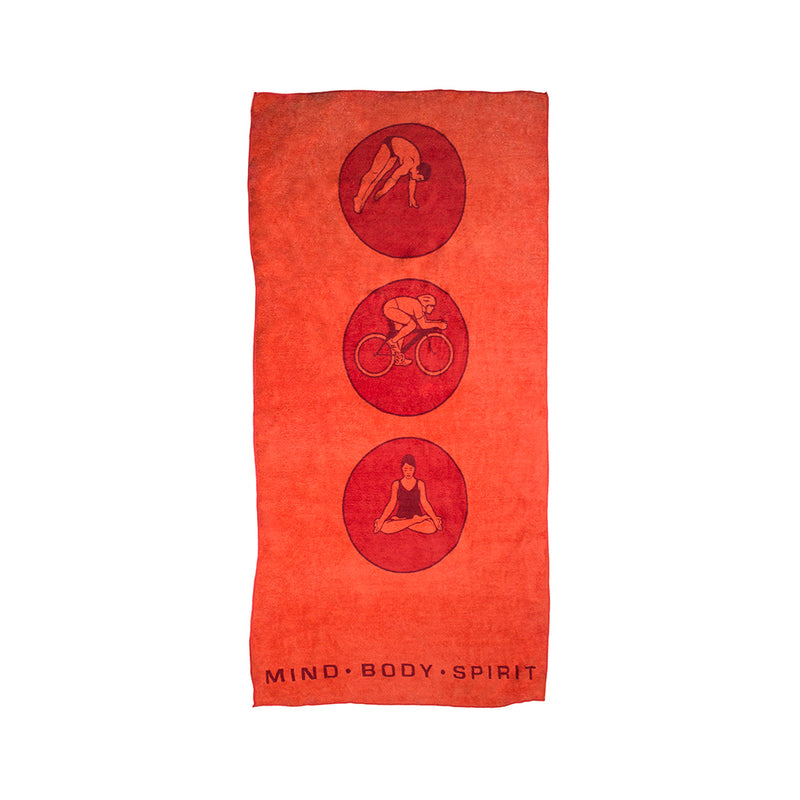 Printed Sports Towel