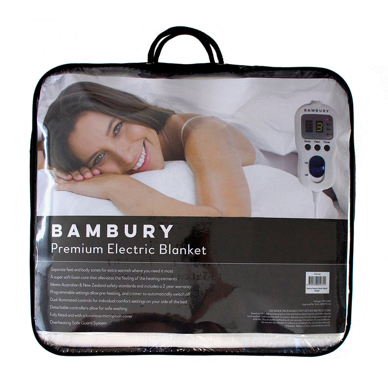 Electric Blanket - Premium