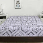 Percale Fitted Sheets - Printed Designs