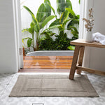 Cotton Deluxe Bath Mat
