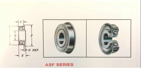 asf freeway bearings