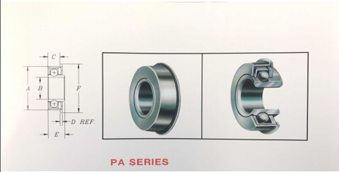 pa freeway bearings