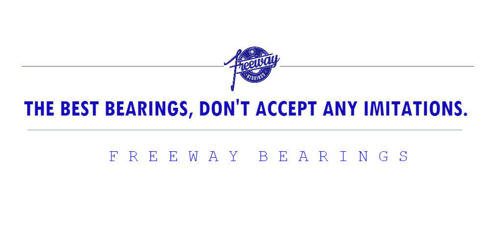 freeway bearings makes high quality affordable bearings