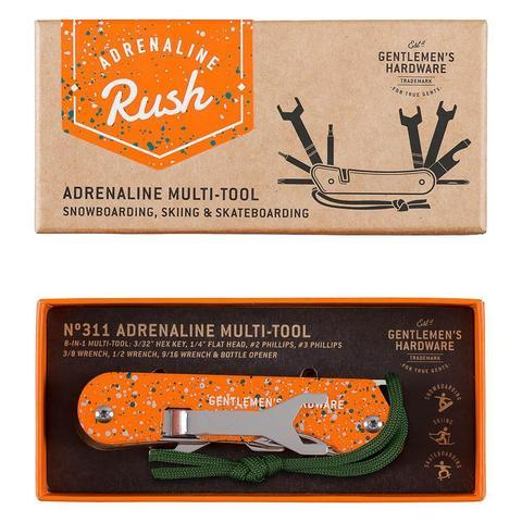 Buy Adrenaline Multi -Tool by Wild & Wolf - at White Doors & Co