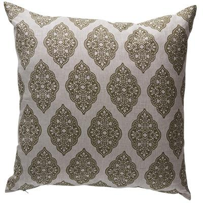 Buy Babbington Tuli Olive Cushion by Canvas & Sasson - at White Doors & Co