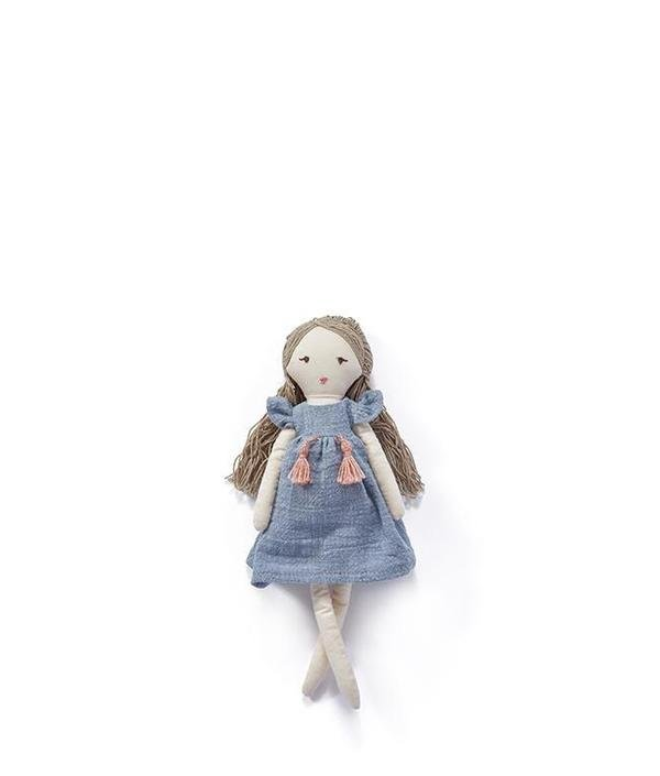 Buy Baby Lily Doll -Blue by Nana Huchy - at White Doors & Co