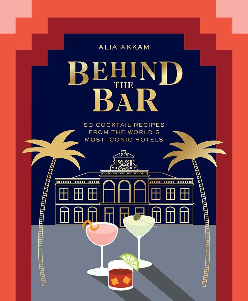 Buy Behind the Bar by Hardie Grant - at White Doors & Co