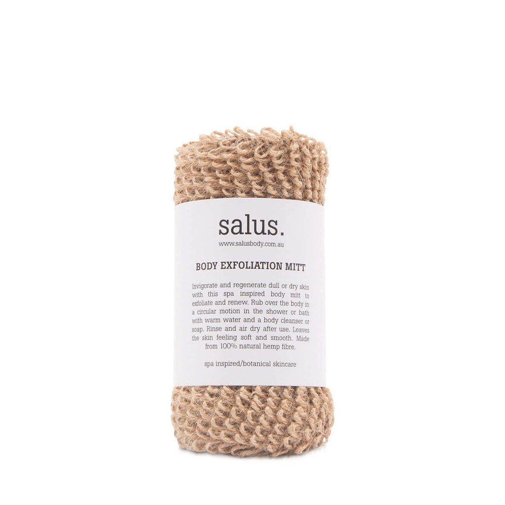 Buy Body Exfoliation Mitt by Salus - at White Doors & Co