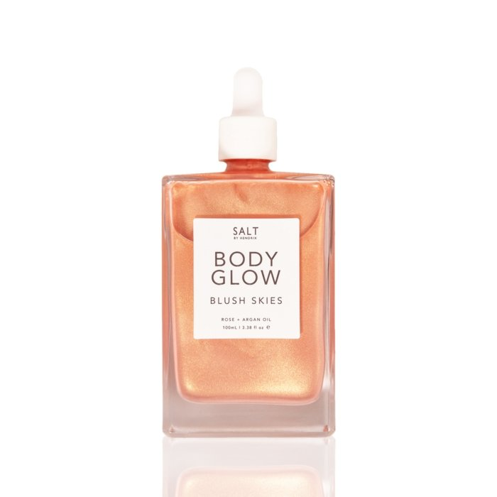 Buy Body Glow - Blush Skies by Salt By Hendrix - at White Doors & Co