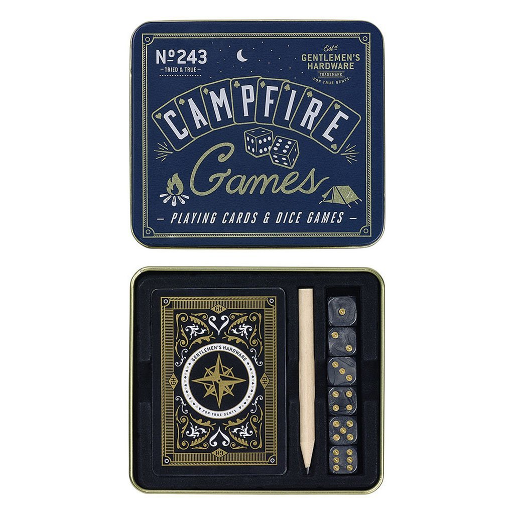 Buy Campfire Games by Wild & Wolf - at White Doors & Co