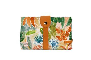 Buy Carribbean Jungle -Travel Baby Change Mat by The Somewhere Company - at White Doors & Co