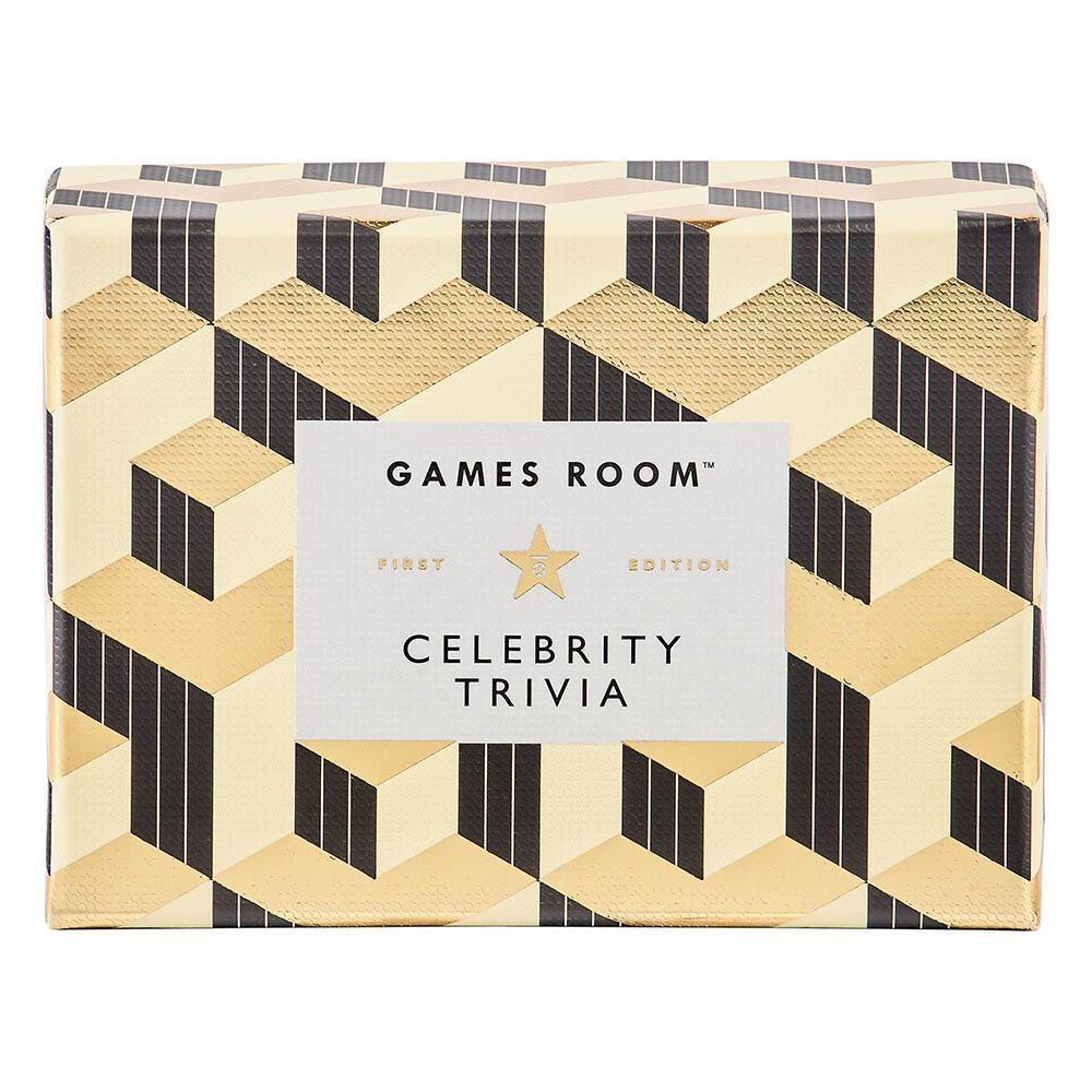 Buy Celebrity Trivia Game by Wild & Wolf - at White Doors & Co
