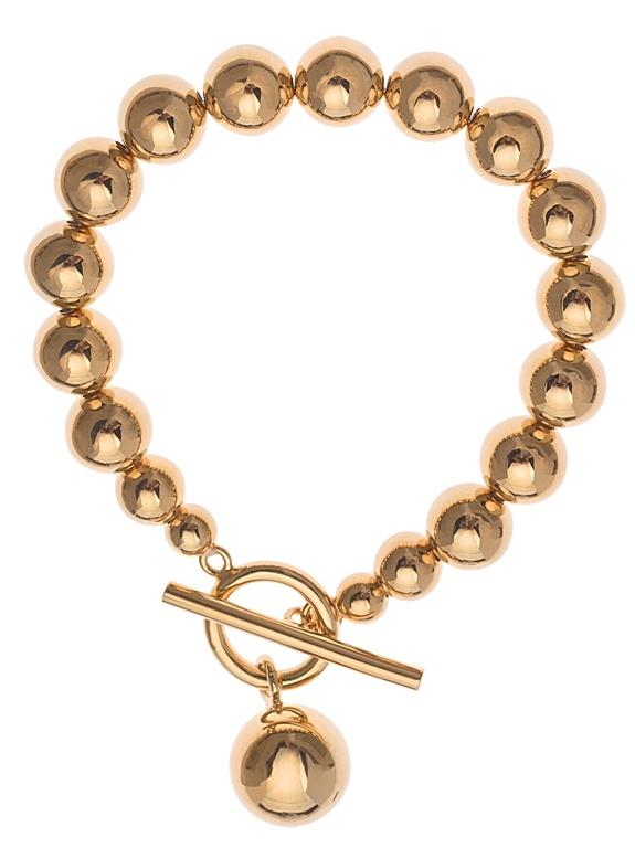 Buy Chelsea Bracelet - Gold by Liberte - at White Doors & Co