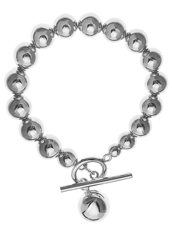 Buy Chelsea Bracelet -Silver by Liberte - at White Doors & Co