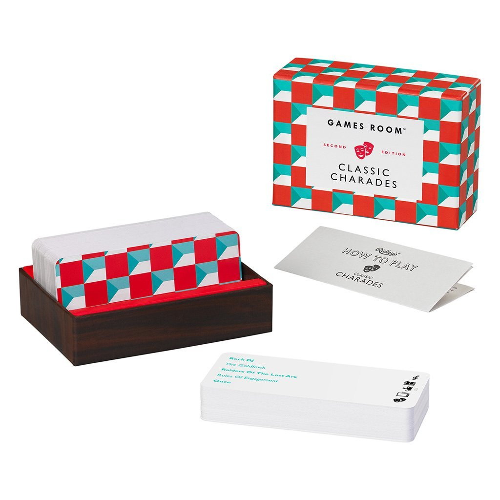 Buy Classic Charades Game by Wild & Wolf - at White Doors & Co