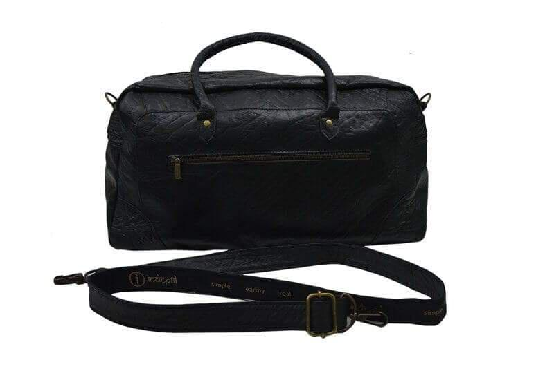 Buy Classic Duffle Black by Indepal - at White Doors & Co
