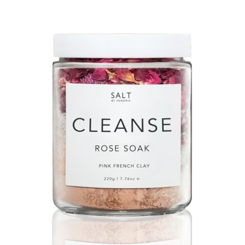 Buy Cleanse - Rose by Salt By Hendrix - at White Doors & Co