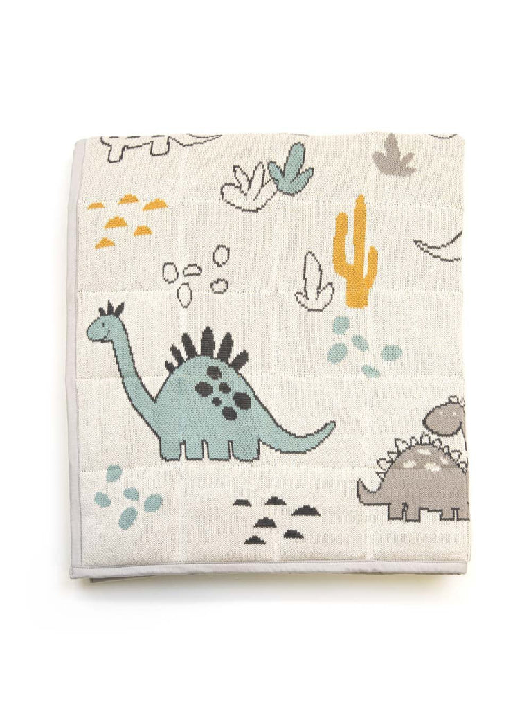 Buy Dino Dinosaur Quilt by Indus Design - at White Doors & Co