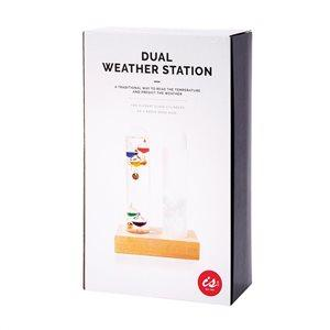 Buy Dual Weather Station by IndependenceStudios - at White Doors & Co