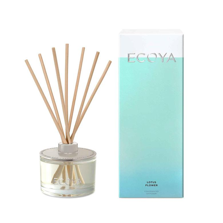 Buy Ecoya Lotus Flower Reed Diffuser by Ecoya - at White Doors & Co