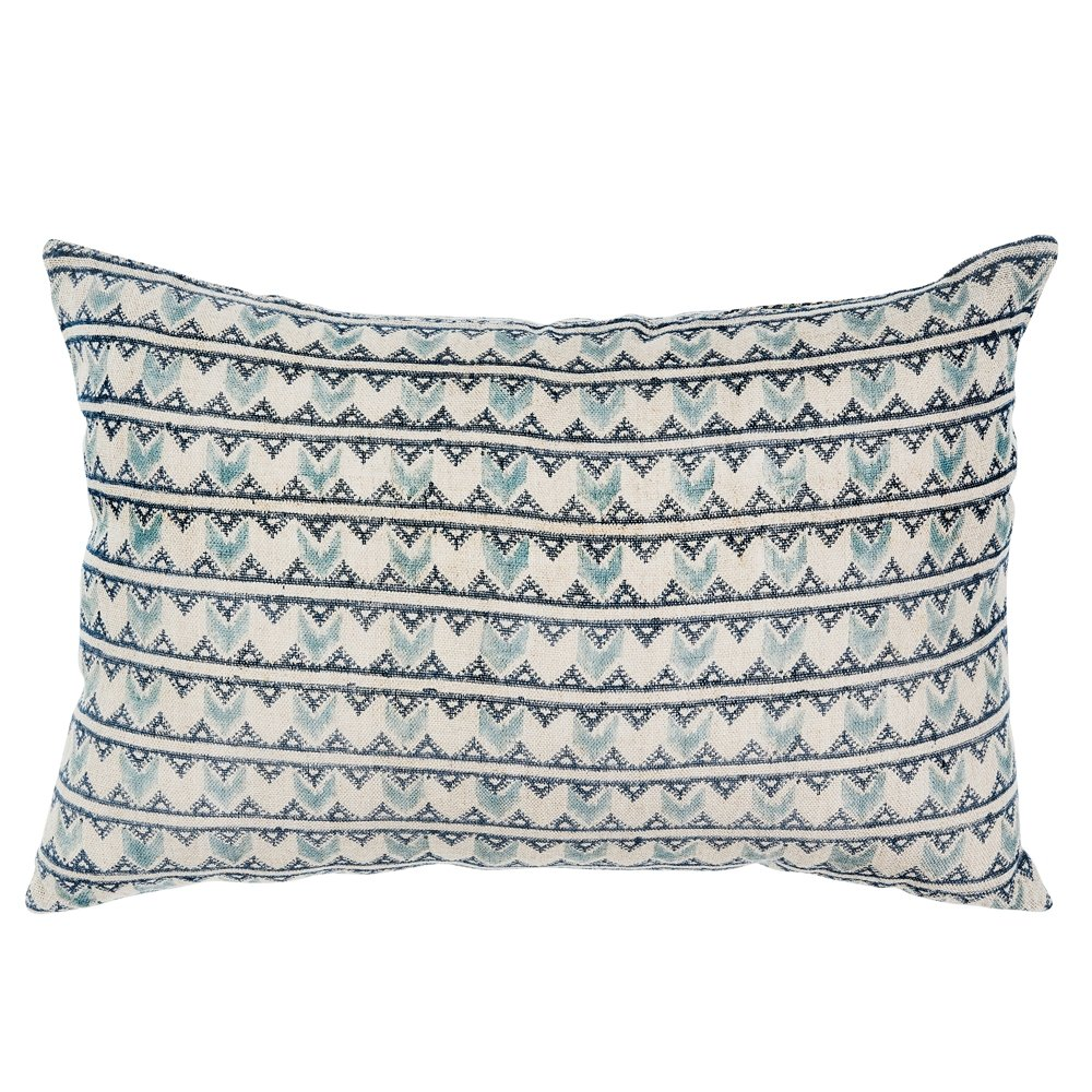Buy Farrow Portico Cushion by Canvas & Sasson - at White Doors & Co