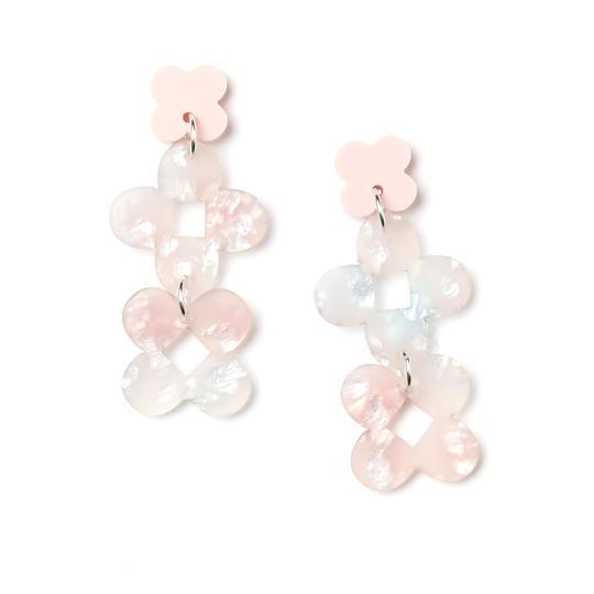 Buy Fraya Earrings by Martha Jean - at White Doors & Co