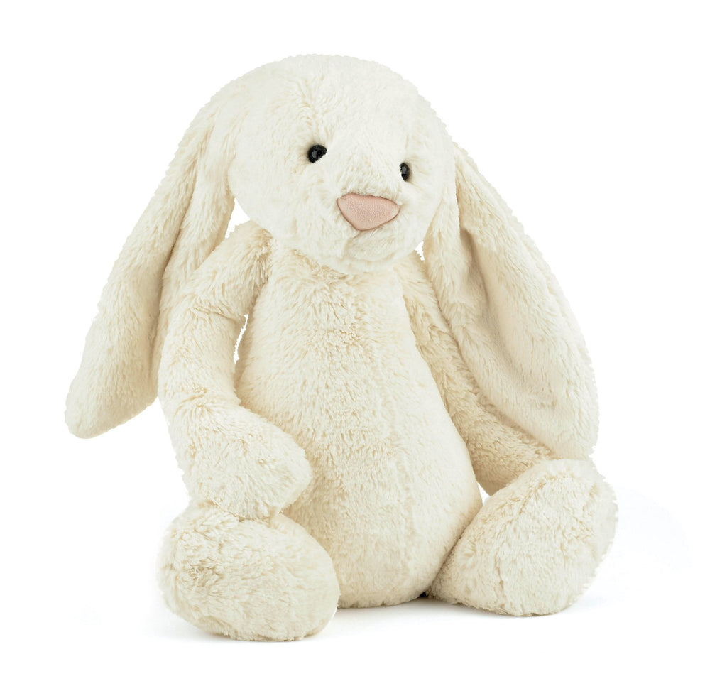 Buy Jellycat Bashful Cream Bunny Medium by Jellycat - at White Doors & Co