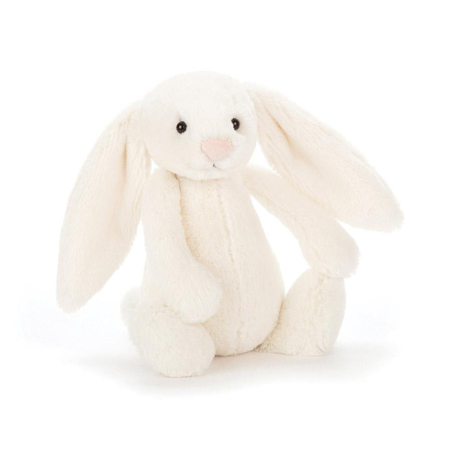 Buy Jellycat Bashful Cream Bunny Small by Jellycat - at White Doors & Co