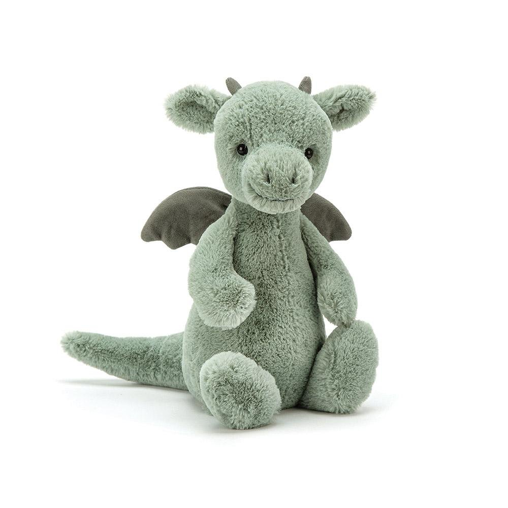 Buy Jellycat Bashful Dragon Medium by Jellycat - at White Doors & Co
