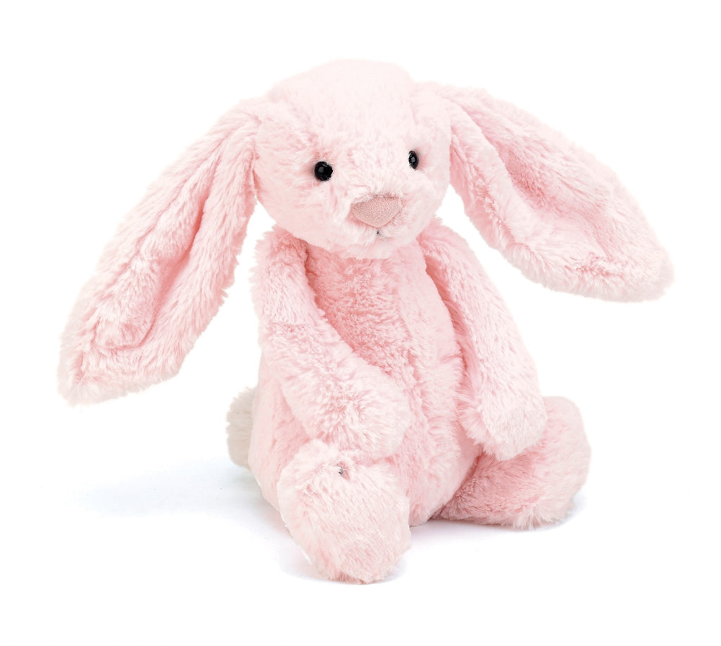 Buy Jellycat Bashful Pink Bunny Medium by Jellycat - at White Doors & Co