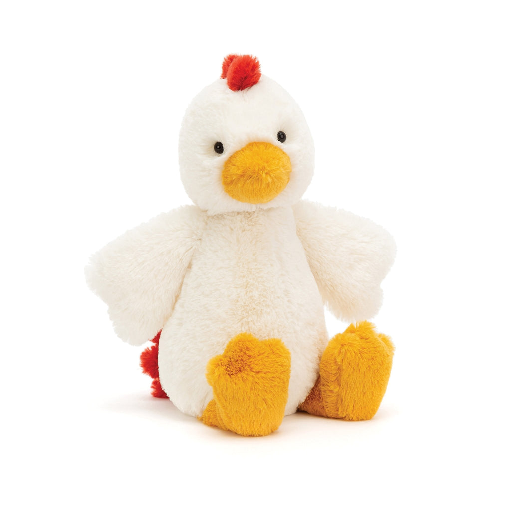 Buy Jellycat I Am Bashful Chicken by Jellycat - at White Doors & Co